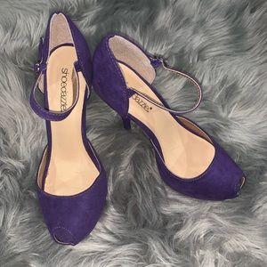 Beautiful high heels.